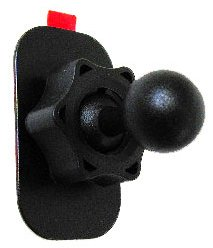 i.Trek Sticky Mount for Garmin Nuvi (Black)