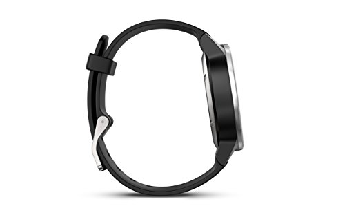 Garmin vvomove - Wrist - Accelerometer Quality, Distance Bluetooth Hour - 0.79 Case Running - Water Resistant