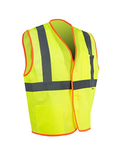 Hi Viz Vest With Led Lights in US - 7