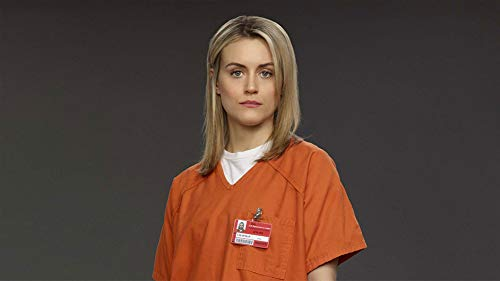 Orange Is The New Black Piper Chapman Edible Cake Topper Image ABPID26938 - 1/4 sheet]()