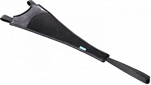 color negro Tacx T2930 Cubierta de sudor