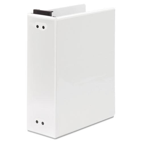 """Wilson Jones. Hanging View Binder With Fliplock Post Mechanism, 2"""" Capacity, White (36544W)"""