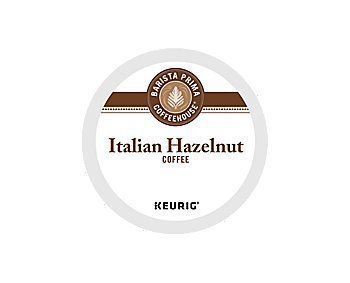 Barista Prima Coffeehouse Italian Hazelnut Coffee K-Cup Pods (72 Count)