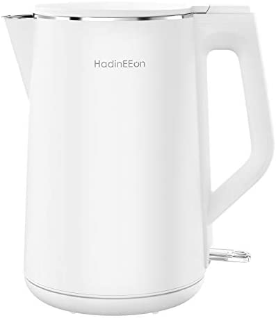 HadinEEon Electric Kettle 1.5L, 100% Sta