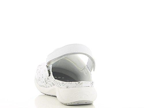 Eu Nero mug Weiß S Doria 36 Safety Women' Shoes Oxypas TawpSy