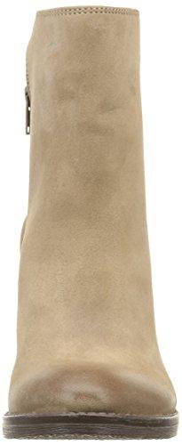 Steve Madden RYATT-Q - Botas para mujer Stone Leather