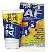 Triple Colle AF Antifongique Onguent médicamenteux - 2 Oz