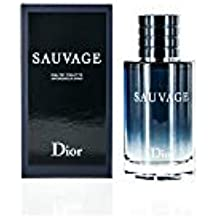Christian Dior Sauvage Eau De Toilette Spray for Men, 3.4 Fluid Ounce