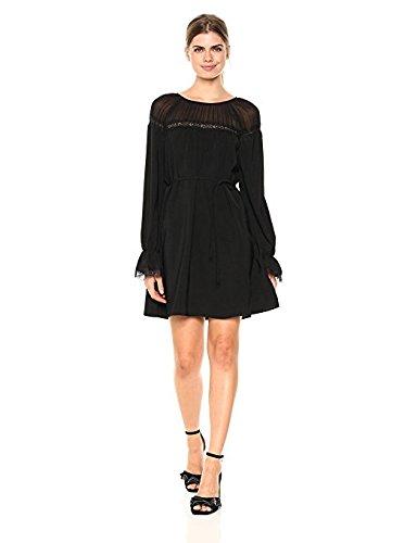 long black peasant dress - 7