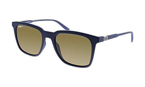 454 Sf Salvatore Ferragamo Sunglasses 843s Matte Blue Ftp5fOqx