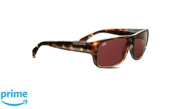 Serengeti Monte Gafas de Sol, Color Cristal Polarized ...