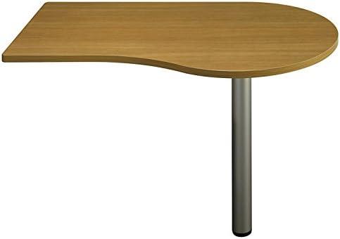 Bush Business Furniture Quantum Collection Modern Cherry 48W d Peninsula