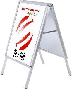Jansendisplay ZP70X100G32ME Arrêt client 70 x 100 cm