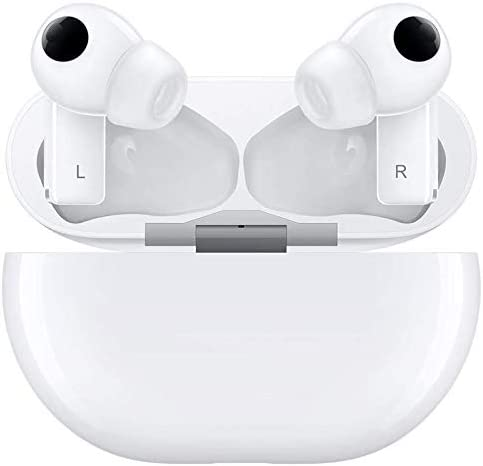 Huawei Freebuds Pro Active Noise Cancellation Earbuds MermaidTWS - Ceramic White