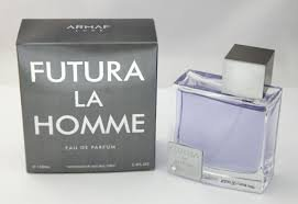 Futura La Homme By Armaf Edp for Men 3.4 Oz by STERLING PARFUMS by Armaf