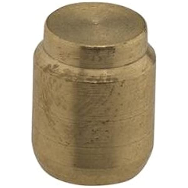 GOK Tapón Ciego de 10 mm de tubería de Gas: Amazon.es ...