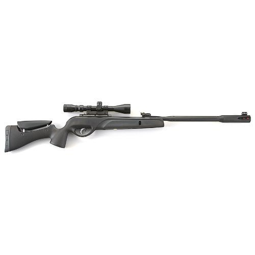 Gamo Whisper Fusion Pro 0.22-Calibre Air Rifle with 3-9x40 Adjustable Objective Scope