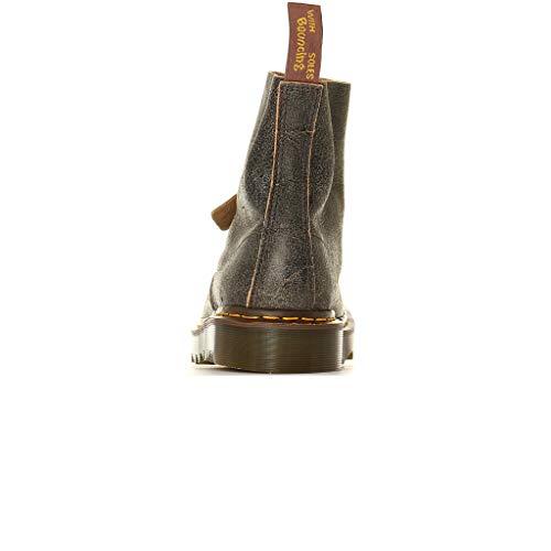 Cognac Martens Pascal Angleterre Dr Spitfire Fabriqué Marron Rp En 6nW7fq7