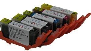 Tinta comestible cartuchos Kopyform PGI-520, CLI-521 para ...