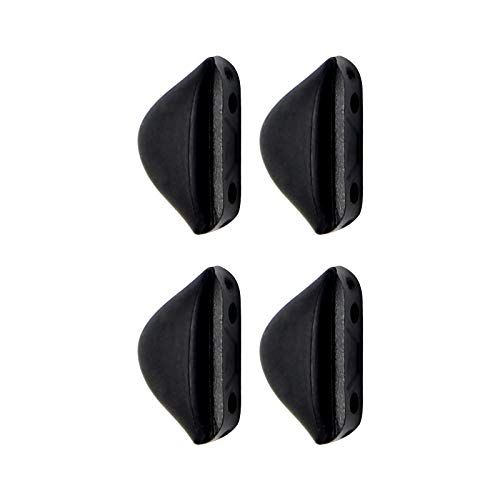 2 Pair Replacement Nosepieces for Oakley Triggerman ()