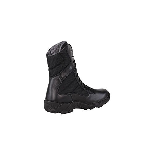 Men's 8'' Boots Fabric Waterproof CONDOR Black Professional Nylon Leather Tactical Bailey 7qxO6Fpd6