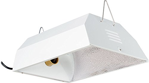 Compact Fluorescent Light Fixtures - Hydrofarm FLCOUN Compact Fluorescent Fixture, No Lamp or Lens