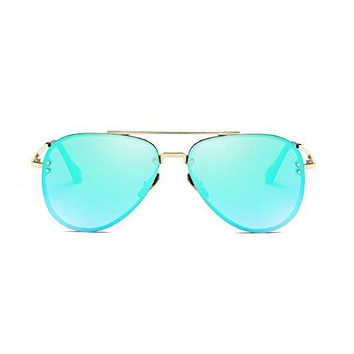 De Sol Ejercicio De Decorativo Vintage UV400 QZ Personalidad Polarizada 4 Ultralight Color Anti Gafas 4 Reflexivo Espejo Moda Street HOME Beat Luz Viaje wqYggtEa