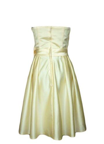 Kleid Cremefarben Y Damen Alivila Fashion zqgw4wH