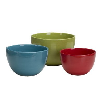 Omni Rio Mixing Bowls - Set of 3