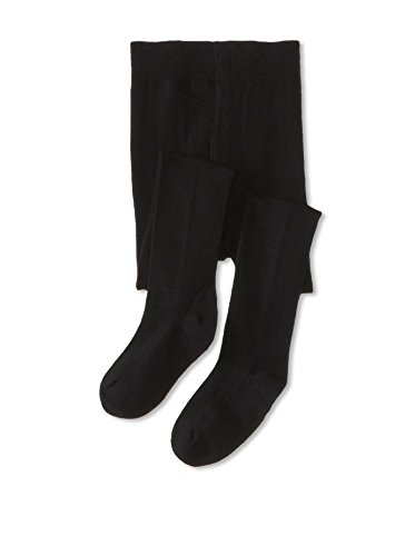 Tic Tac Toe Cotton Tight - Ebony-2-4 (Tic Tac Toe Cotton Tights)