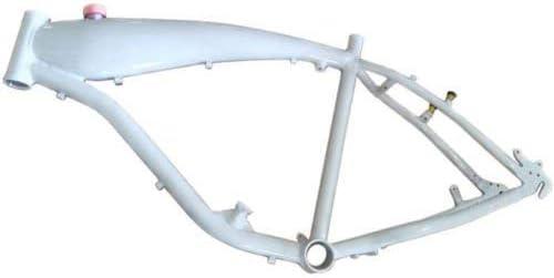 CDHPOWER Reinforced GT-A Gas Bike Frame w//fuel tank 2.4L Black-Motorized Bicycle