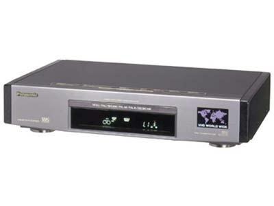 Panasonic CE MULTI-SYSTEM VHS VCR ( AGW3 ) by Panasonic