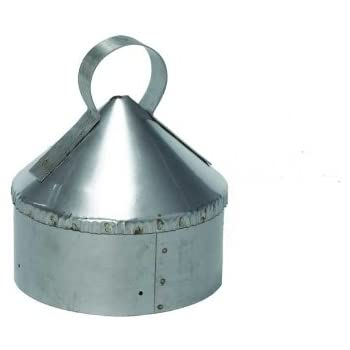 Amazon Com Fireside Chimney Supply Round Pulling Cone