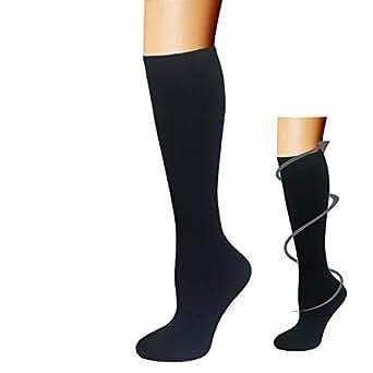 Knee High Cushion Warm Winter Socks Women - Thick Heat