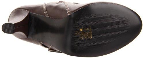 Demonia Tesla-106 - gotica Steampunk botas zapatos de tacón mujer - tamaño 36-43, US-Damen:EU-41/42 / US-11 / UK-8