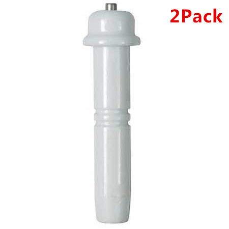 New 2 Pack Range Oven Burner Spark ignitor Electrode for GE WB13X27058 AP6004805 - Spark Burner Electrode