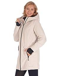 Polar Glacier Woman's Waterproof Insulated Hooded Jacket