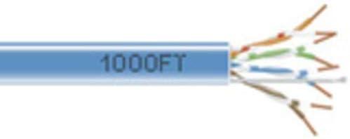 350-Mhz Solid Bulk C BLACK BOX NETWORK SERVICES Black Box Network Services Eyn850a-Pb-1000 Gigabase 350 Cat5e