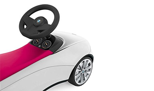 BMW Baby Racer III White/Raspberry