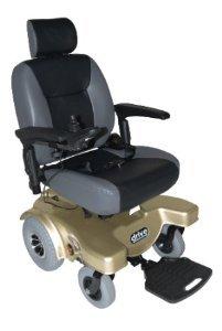 Antriebsreifen Medizinisch Sunfire Generelle Rückseite Rad Antriebsreifen Betrieben Rollstuhl mit Kapitän Sitz und Various Sitzmöbel Größen, Gold, 55.9cm x 53.3cm
