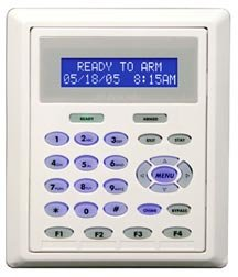 ELK M1KP2 M1 LCD Low Profile Keypad
