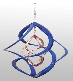 Red Carpet Studios Cosmix Copper and Blue Spinner, Medium