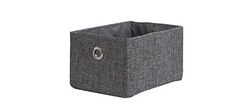 Compactor York Panier de Rangement Polyester Noir  Amazon.fr  Cuisine    Maison d33ed60501c