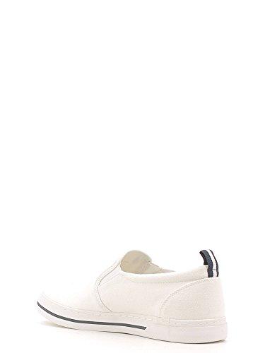 TRUSSARDI JEANS by Trussardi , Baskets mode pour homme blanc Bianco