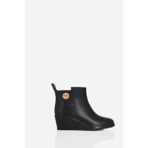 Bottes Lundsten by caoutchouc Ankle Nokian en Footwear Originals Noir AW132 Wedge Julia Iwtq5HH7x