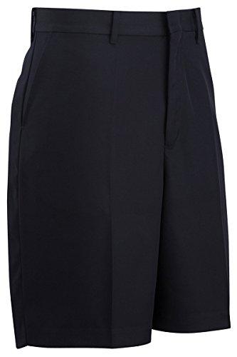 Edwards Men'S Microfiber Flat Front Short Navy 46 Microfiber Flat Front Shorts