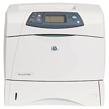 Amazon.com: HP LaserJet 4250N Printer - Reman - OEM# Q5401A ...