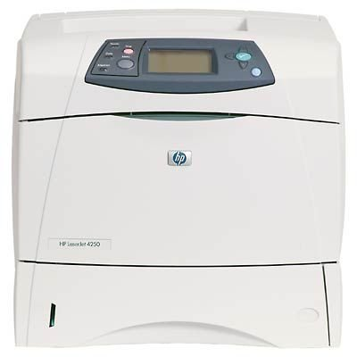 Laserjet Laserjet Printer Series - Hewlett Packard Laserjet 4250N Laser Printer (Q5401A) (Renewed)
