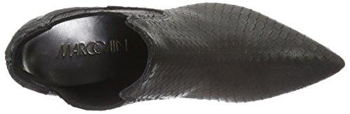 Marc Cain Fb Sb.06 L50, Zapatillas de Estar por Casa para Mujer Negro - negro (black 900)