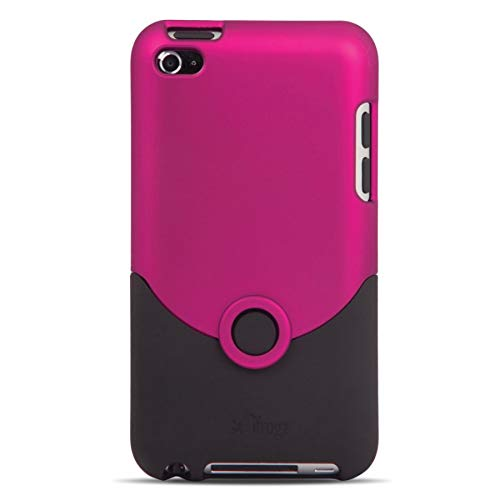 (iFrogz Luxe Original Case for iPod Touch 4G Pink/Black)